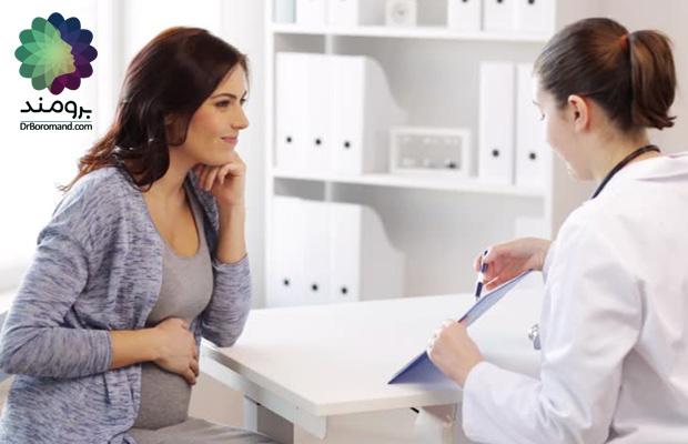 بارداری و عمل بینی